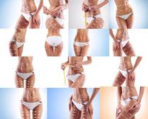 痩身身材美女摄影高清图片