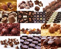 各种巧克力摄影高清图片