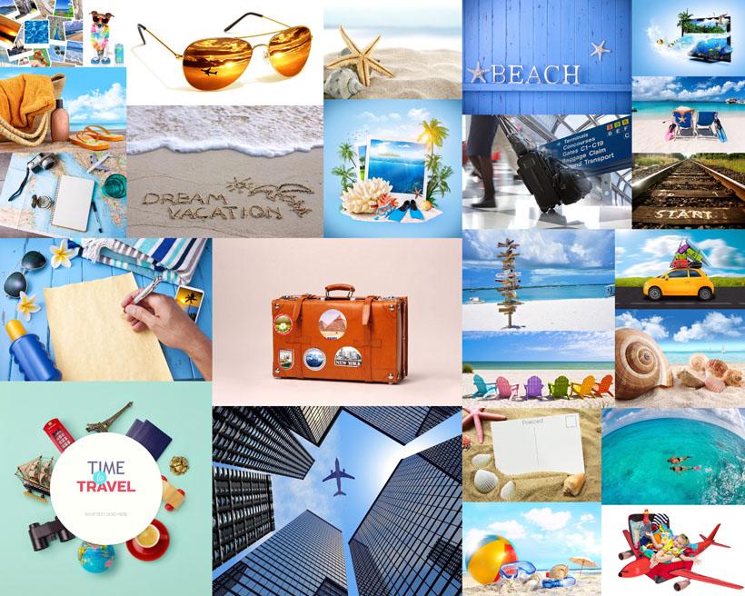 旅游风光与物品摄影高清图片