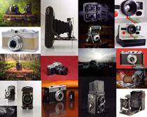 老式相機攝影高清圖片