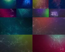 天空北斗七星摄影高清图片