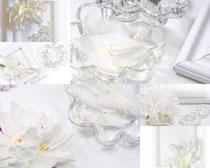 相框珠宝装饰物摄影高清图片