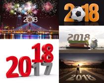 2018新年数字摄影高清图片