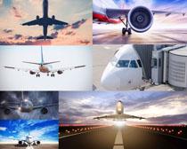 波音航空飞机摄影高清图片