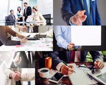 外国职业商务人士摄影高清图片