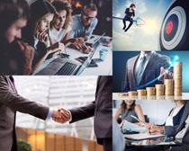 商务讨论合作金融摄影时时彩娱乐网站