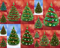 圣诞节日树摄影高清图片