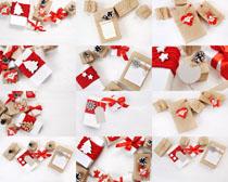 礼物包装盒摄影高清图片