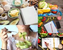 水果蔬菜营养瘦身摄影高清图片