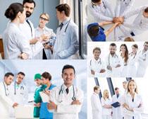 职场医生摄影高清图片