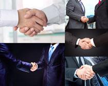 握手的职业男士摄影时时彩娱乐网站