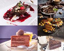 芝士蛋糕摄影高清图片