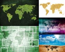 地图环境背景摄影高清图片