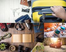 旅行装备摄影高清图片