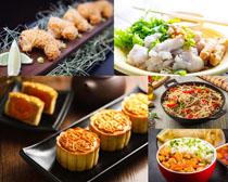 国外凉菜食物摄影高清图片