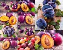 西梅水果摄影高清图片