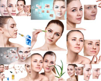 国外美女肌肤摄影高清图片