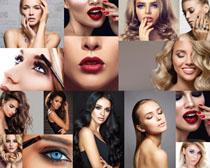 模特欧美女子拍摄高清图片