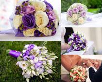 婚礼爱情花朵摄影高清图片