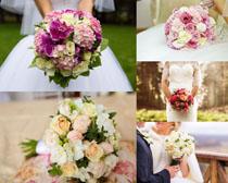 婚礼鲜花玫瑰摄影高清图片