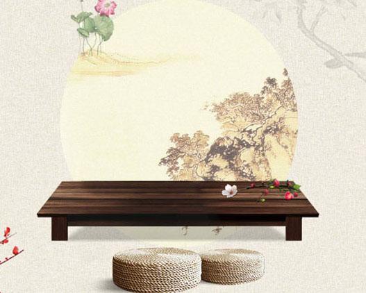 传统中国风文化PSD素材