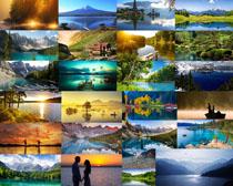 国外山水自然景观摄影高清图片