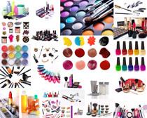 女人化妆品展示摄影高清图片