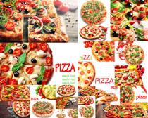 食物披萨摄影高清图片