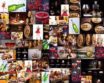 啤酒派对人物摄影高清图片