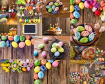 节日彩蛋摄影高清图片