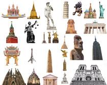 国外建筑塑像摄影高清图片