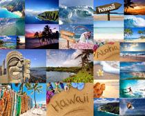 美丽的海岛风光摄影高清图片