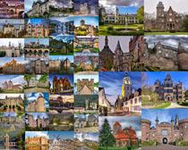 国外城堡建筑摄影高清图片
