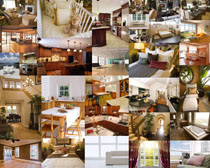 家庭装修风格摄影高清图片
