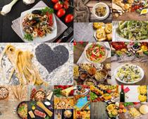面条粉条食物摄影高清图片