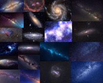 宇宙星空景观摄影高清图片