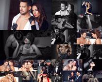 性感双人组合摄影高清图片
