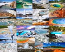冰川美景摄影高清图片