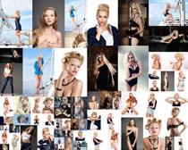 性感欧美模特美女摄影高清图片