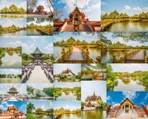泰国建筑塔风景摄影高清图片