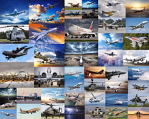 航空飞机与战斗机摄影高清图片