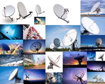 卫星发射装备摄影高清图片