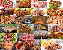 骨肉相连食物摄影高清图片