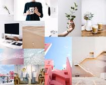 家居建筑布置摄影高清图片