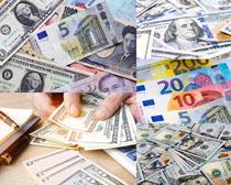 货币金融商务摄影高清图片