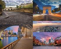 歐美建筑風情攝影高清圖片