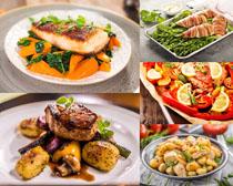 美食菜展示摄影高清图片