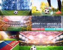 漂亮的足球场地摄影时时彩娱乐网站