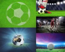 足球體育比賽攝影高清圖片