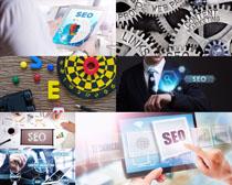 网络网站优化SEO商务摄影高清图片